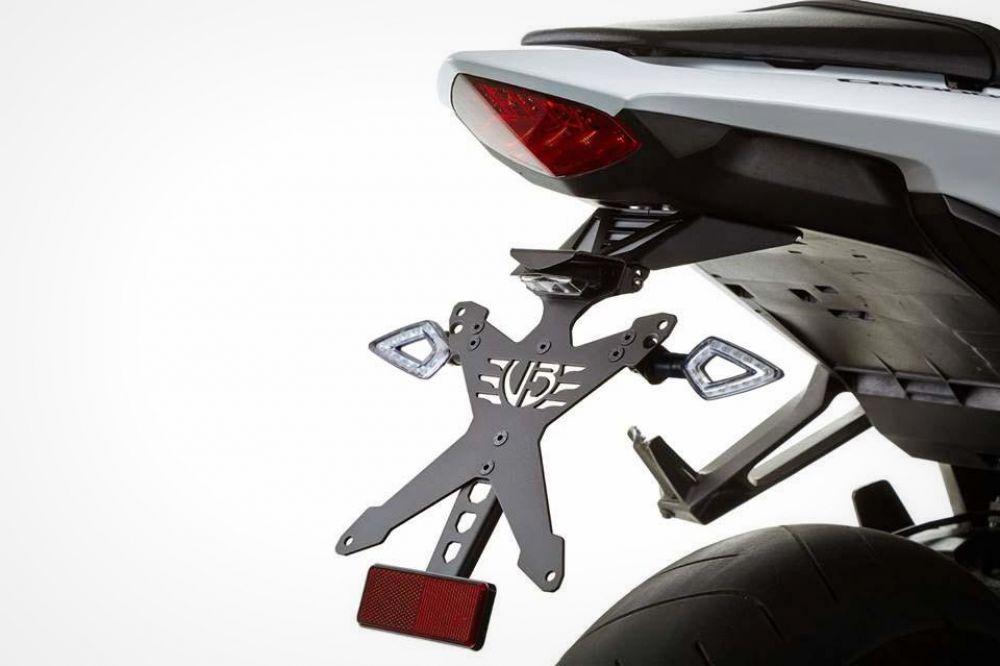 Kit support de plaque Honda CB1000r