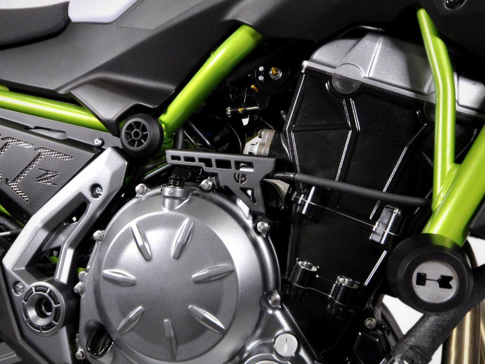 Kawasaki Z650 / NINJA 650 Couvercle dispositif embrayage