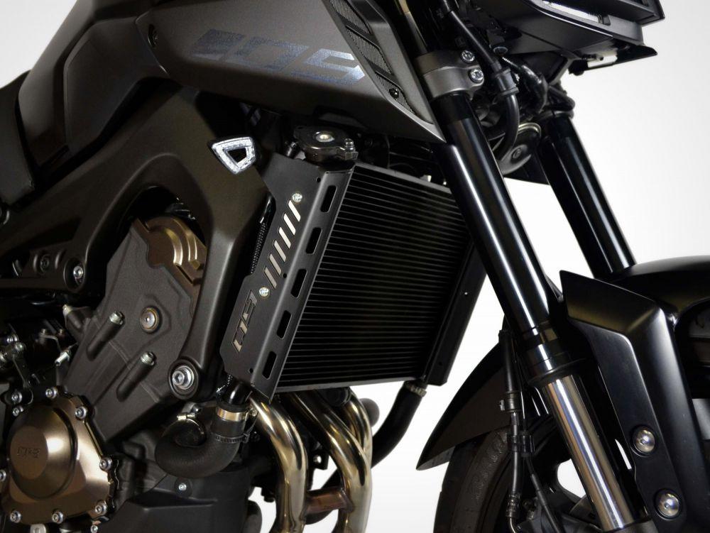 Côtés de radiateur Yamaha MT-09