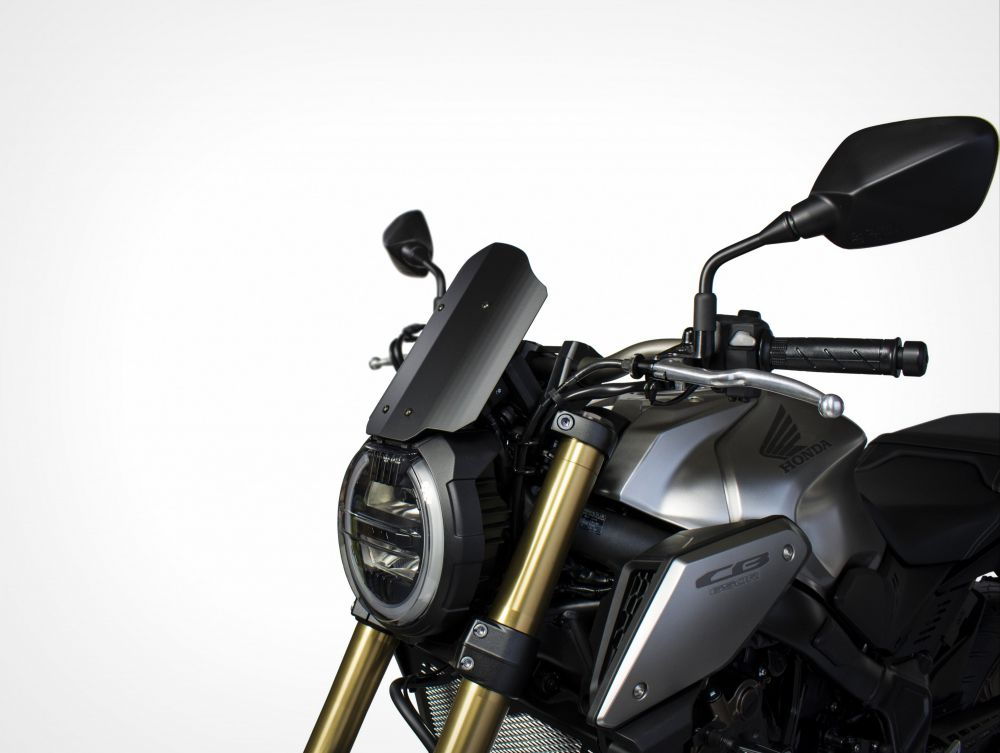Honda CB650R Neo Classic windshield