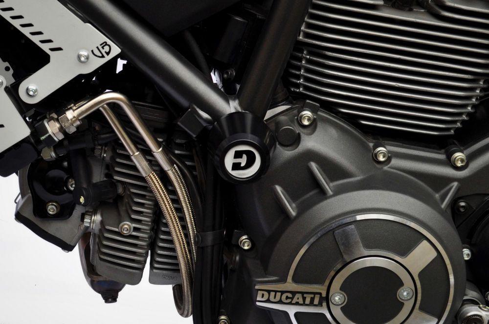 Kit tamponi paratelaio Ducati Scrambler 800