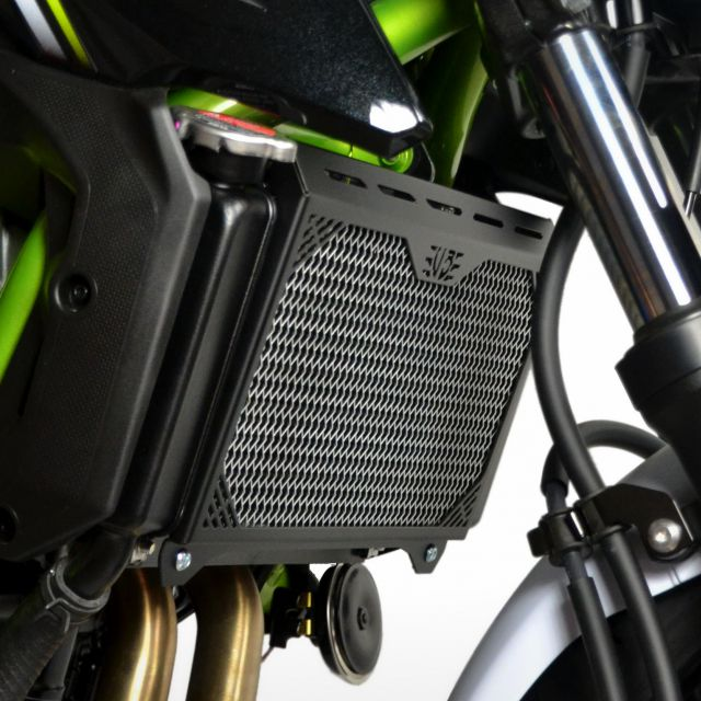 Kawasaki Z650 radiator guard