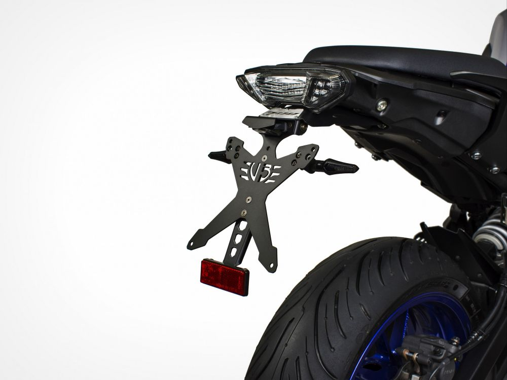 Yamaha Tracer 700 (Tracer 7) Sport Touring Line license plate kit