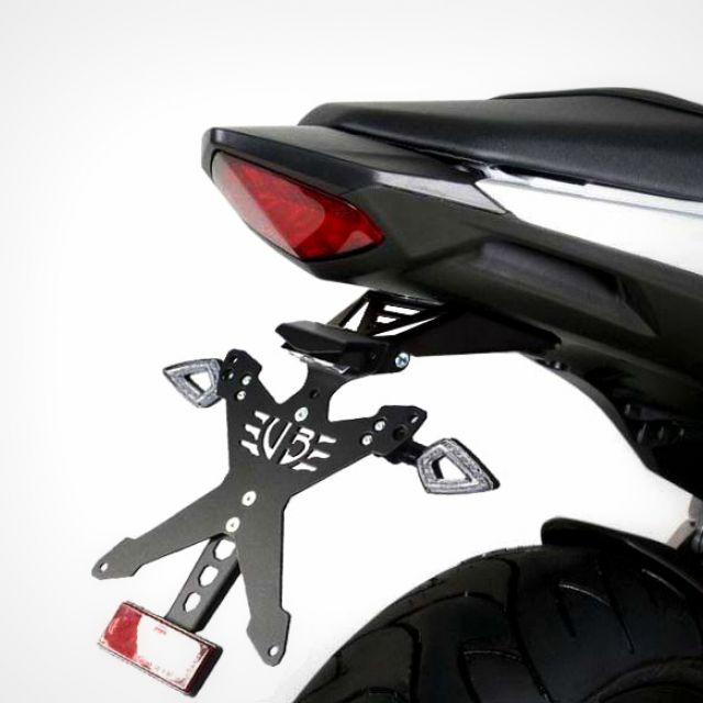 Kit portatarga Honda Hornet 600 2011-2013