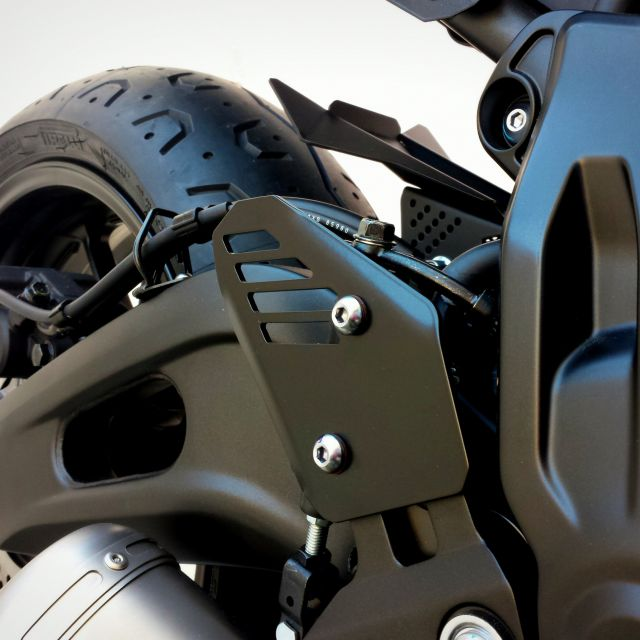 Yamaha XSR 700 footrest protections