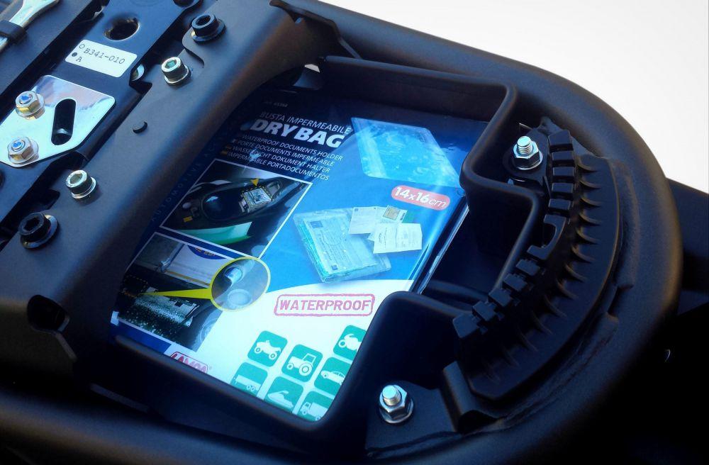 Profilo ampliamento vano sottosella Yamaha XSR 700